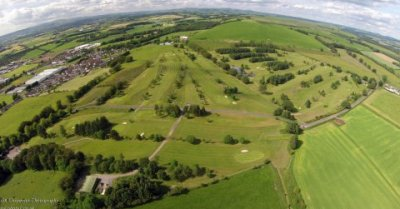 View Of Lockerbie Golf Course